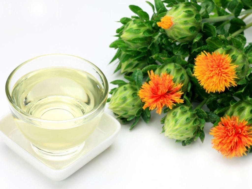 what is cla safflower oil main