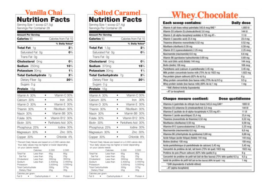 310 shake ingredients part 2