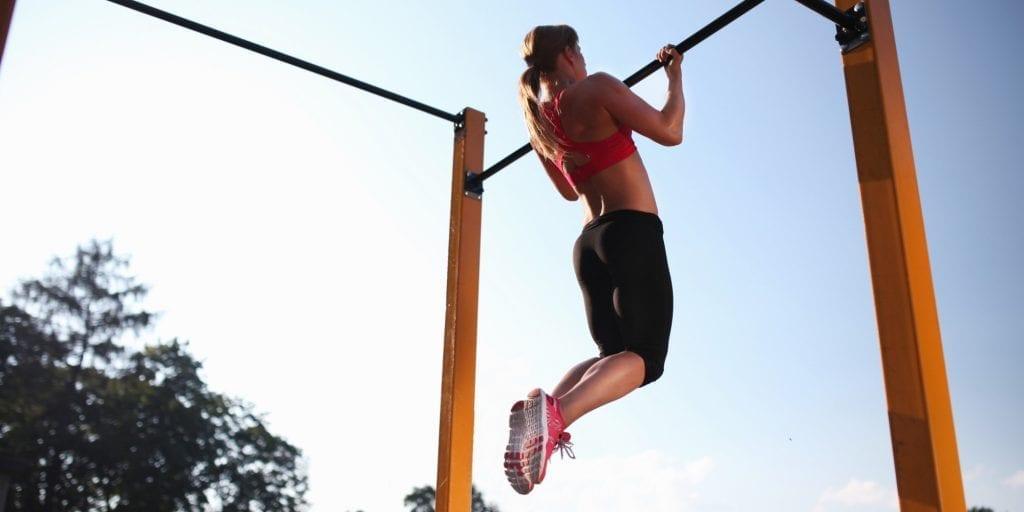 pull ups stronger