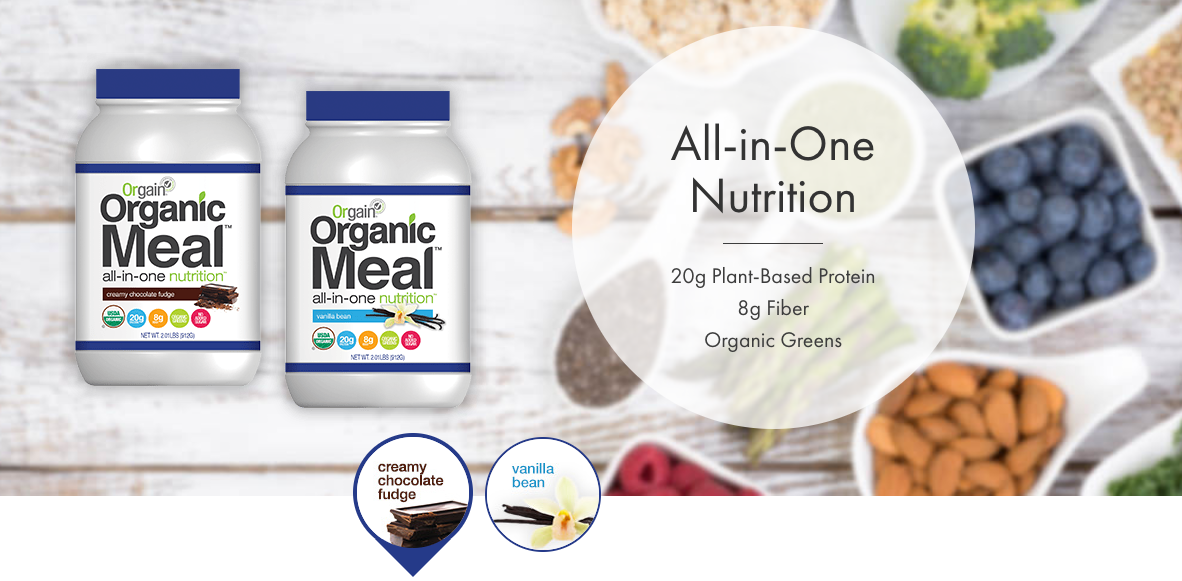 Orgain Organic All In One Nutrition Meal Replacement Reviews