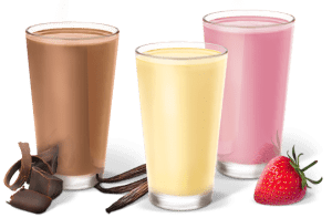 atkins shakes flavors