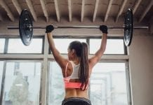 benefits of lifting heavy weights
