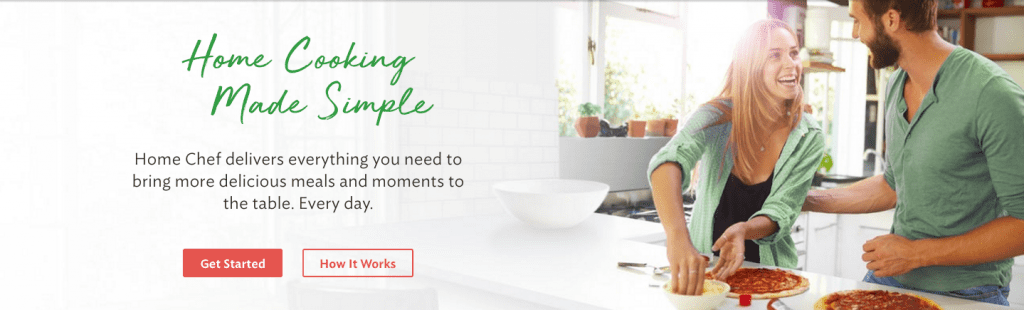 how home chef works