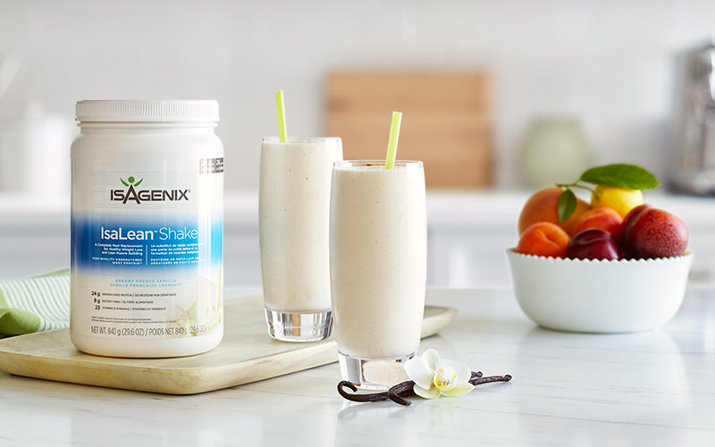 isagenix isalean shake reviews