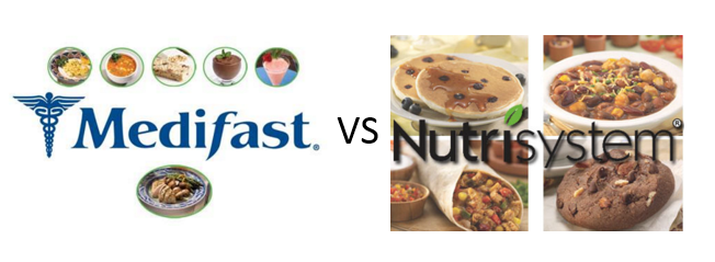 medifast-vs-nutrisystem new