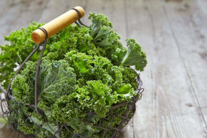 The benefits of eating kale