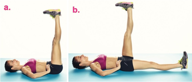 leg-lower exercises