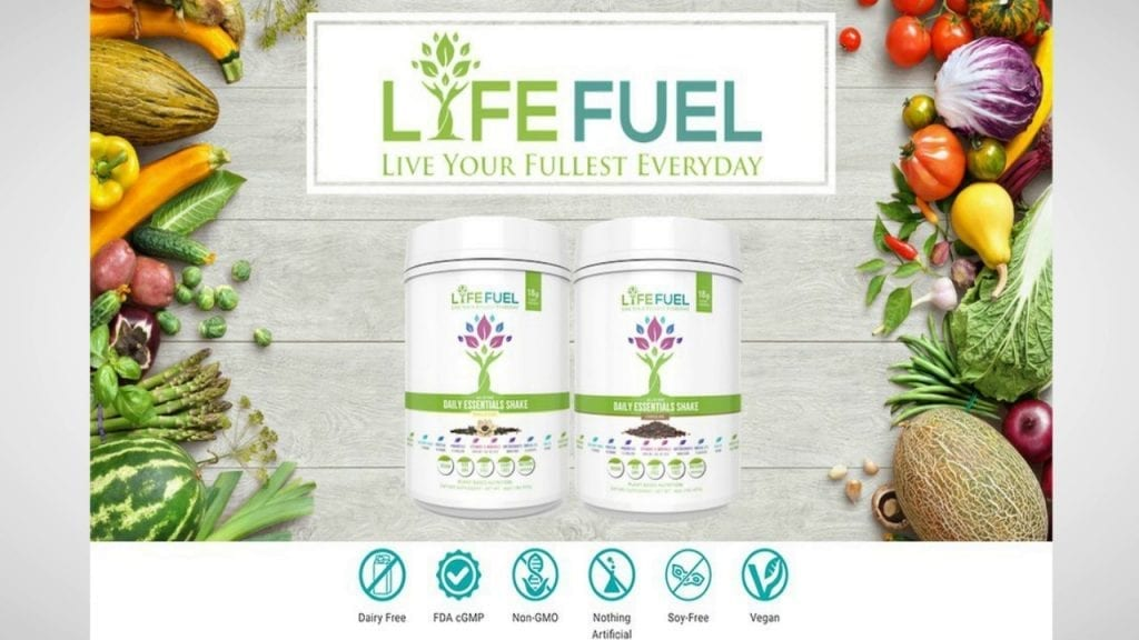 life fuel key facts review shake