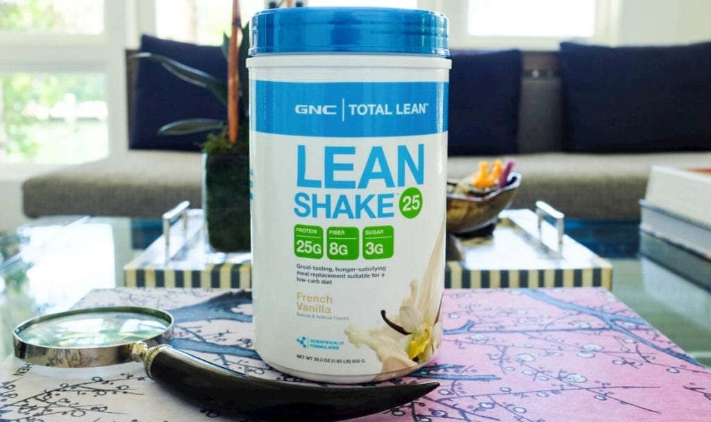 what is gnc-total-lean-shake-