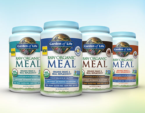 Best Organic Meal replacement Shakes #1
