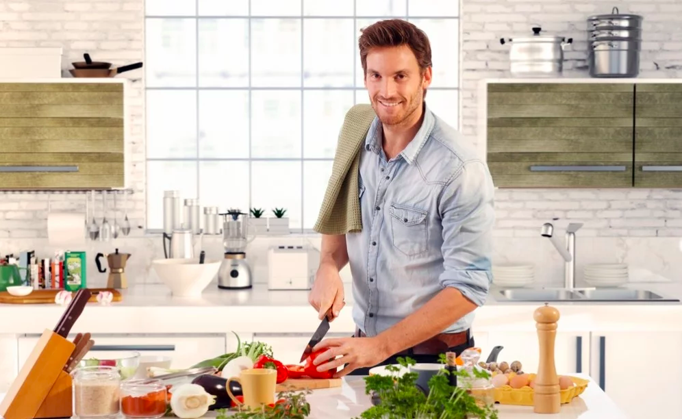 nutrisystem for men cooking and preparing meals new