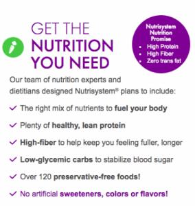 nutrisystem-fresh-start-nutrition-facts